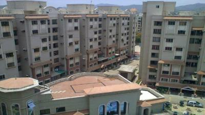 Gallery Cover Image of 534 Sq.ft 1 BHK Apartment for rent in RNA Courtyard, Mira Road East for 14000