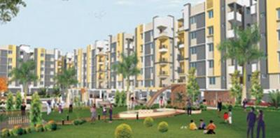 Gallery Cover Image of 1215 Sq.ft 2 BHK Apartment for buy in Shukan Shukan Platinum, Gota for 4700000