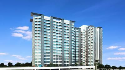 Gallery Cover Image of 803 Sq.ft 2 BHK Apartment for rent in Greens, Thane West for 22000
