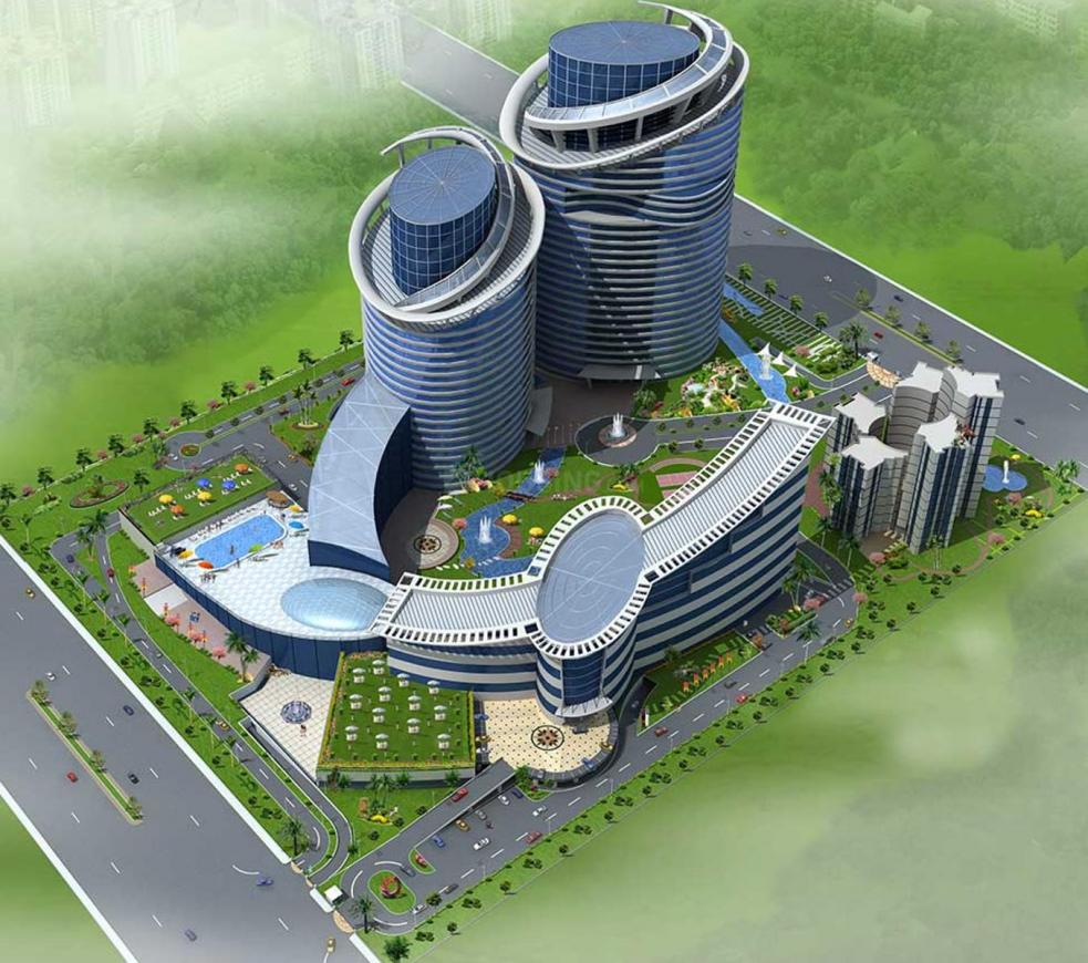 Gallery Cover Pic of Amrapali Tech Park Phase 2 B AND C