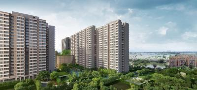 Gallery Cover Image of 675 Sq.ft 2 BHK Apartment for buy in One10, New Town for 6107225