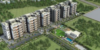 Gallery Cover Image of 600 Sq.ft 1 BHK Apartment for buy in Venkatesh Graffiti Phase 1 B E F, Mundhwa for 4700000