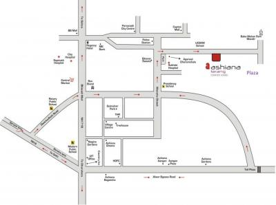 Gallery Cover Pic of Ashiana Tarang Plaza