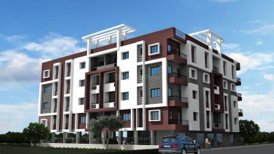 Gallery Cover Image of 1357 Sq.ft 3 BHK Apartment for rent in Uno, Keshtopur for 22000