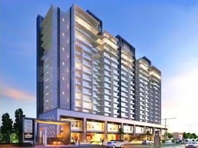 Gallery Cover Image of 730 Sq.ft 1 BHK Apartment for buy in Unique Shanti The Address, Mira Road East for 5840000