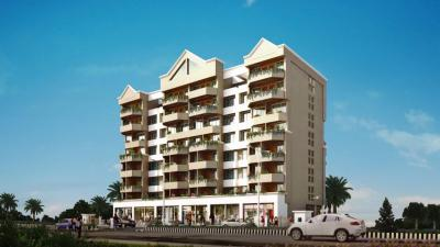 Gallery Cover Image of 750 Sq.ft 2 BHK Apartment for rent in Rajkamal Bayside, Belapur CBD for 45000