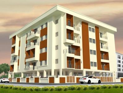 Gallery Cover Image of 700 Sq.ft 1 BHK Apartment for rent in SRS Residency, Margondanahalli for 9500