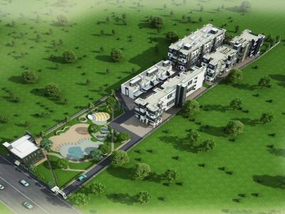 Gallery Cover Image of 900 Sq.ft 2 BHK Apartment for buy in Vimal Vishwa, Aditya Nagari for 2700000