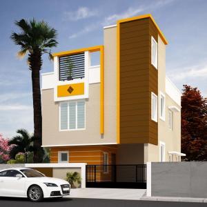 Muruganantham Vidhyas Individual Villa