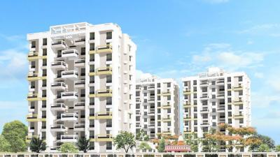 Gallery Cover Image of 918 Sq.ft 2 BHK Apartment for rent in Harshad Ashok Nagar Phase II, Hadapsar for 15000