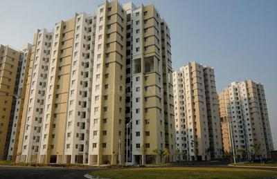 Gallery Cover Image of 425 Sq.ft 1 BHK Apartment for buy in Shapoorji Pallonji Group SP Shukhobristhi, New Town for 2200000