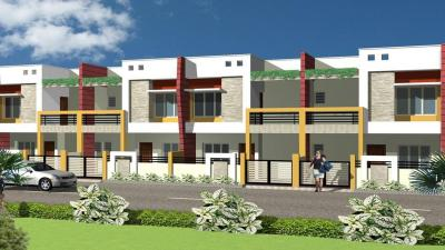 Gallery Cover Image of 1069 Sq.ft 2 BHK Independent House for buy in Parakh Fortune Defence City, Bangrasia for 4000000