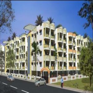 Gallery Cover Image of 1100 Sq.ft 2 BHK Apartment for buy in Coral, 5th Phase for 5000000