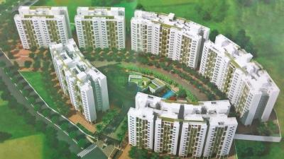 Gallery Cover Image of 1000 Sq.ft 2 BHK Apartment for rent in Kothari The Leaf, Yewalewadi for 13000