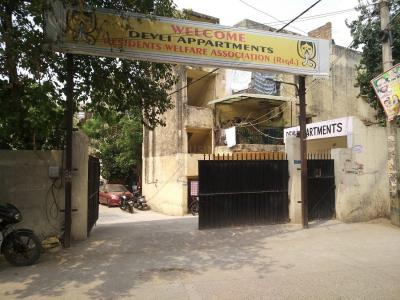 Gallery Cover Image of 500 Sq.ft 2 BHK Apartment for buy in Devli Apartments, Sangam Vihar for 1300000
