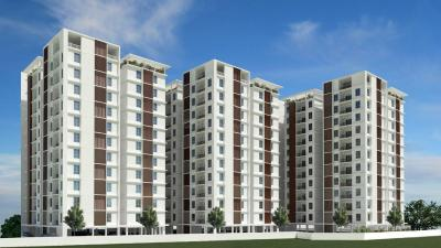Gallery Cover Image of 463 Sq.ft 1 BHK Apartment for rent in Radiance Shine, Kalipathur for 12000