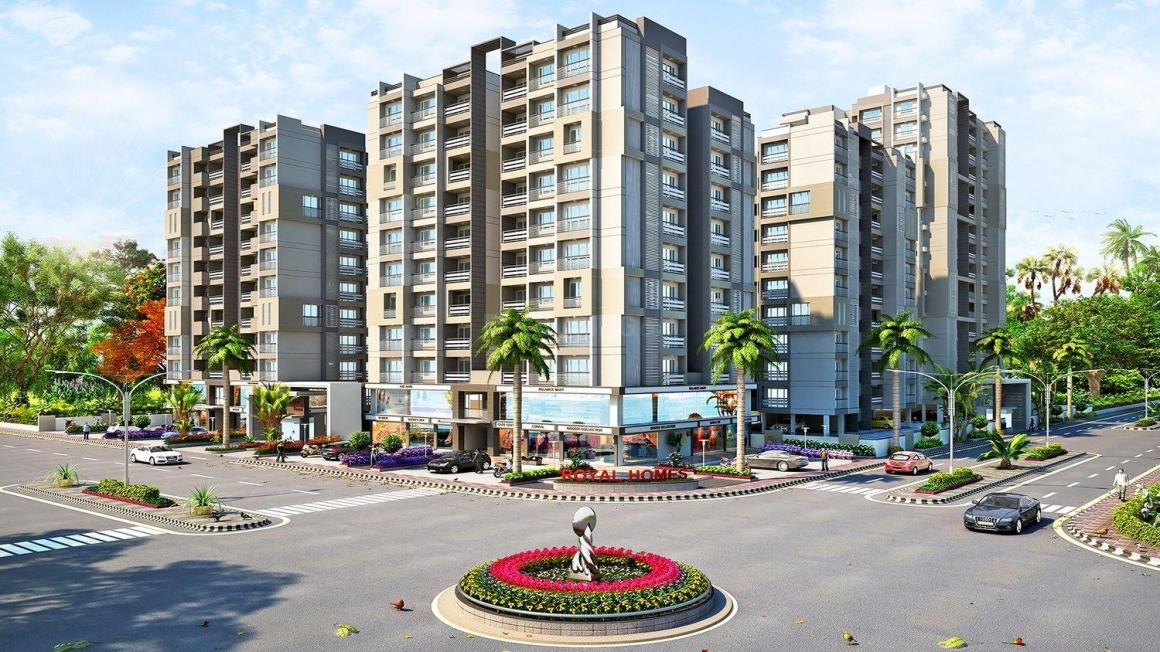 Gallery Cover Pic of Bhavya Royal Homes