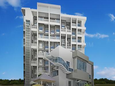 Gallery Cover Image of 740 Sq.ft 1 BHK Apartment for rent in Majestique Magnum, Kondhwa Budruk for 7000