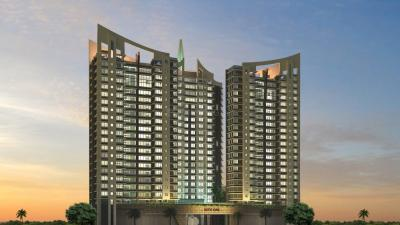 Gallery Cover Image of 1140 Sq.ft 3 BHK Apartment for rent in Rizvi Oak, Malad East for 65000