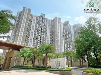 Gallery Cover Image of 907 Sq.ft 2 BHK Apartment for buy in Amara, Thane West for 11600000