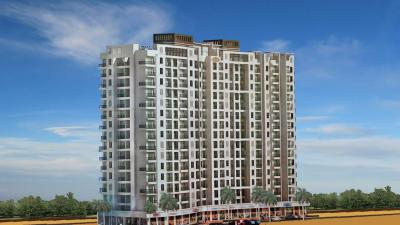 Gallery Cover Image of 1050 Sq.ft 2 BHK Apartment for buy in Blue Baron Zeal Regency, Virar West for 4000000