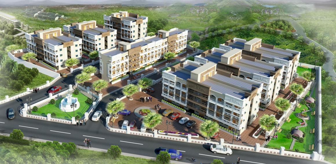 Gallery Cover Pic of Shantee Sunshine Green Park Phase 3