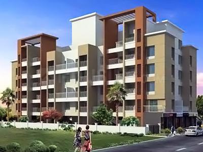 Gallery Cover Image of 1150 Sq.ft 2 BHK Apartment for buy in Shriram Aditi Ambar, Lohegaon for 5100000
