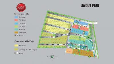 Pride Crosswinds Villa Plots