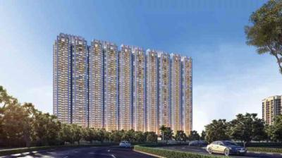 Gallery Cover Image of 532 Sq.ft 2 BHK Apartment for buy in Raymond Ten X Habitat Raymond Realty Tower J, Thane West for 9500000