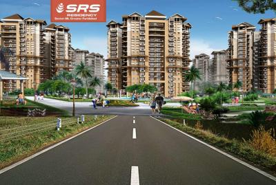 Gallery Cover Image of 1350 Sq.ft 2 BHK Independent Floor for buy in SRS Residency, Sector 88 for 3800000