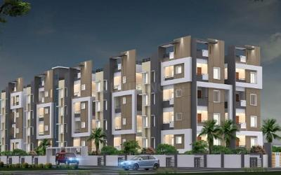 Gallery Cover Pic of SLV Anjanadri Apartment