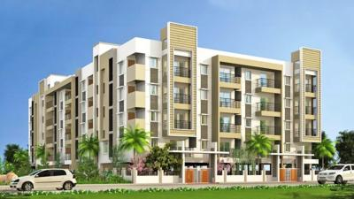 Gallery Cover Image of 1430 Sq.ft 1 BHK Independent House for buy in Home Town Aristo, Rajajinagar for 25740000