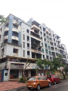 Gallery Cover Image of 650 Sq.ft 1 BHK Apartment for rent in Dream Tower, Vasai West for 10000