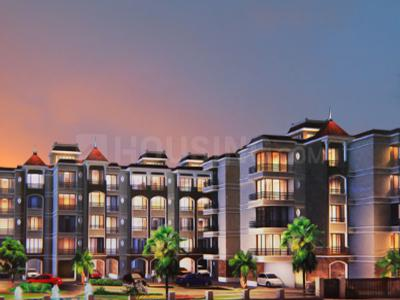 Gallery Cover Image of 950 Sq.ft 2 BHK Apartment for rent in  The Pearl, Vichumbe for 9500