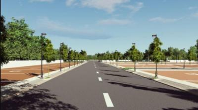 Residential Lands for Sale in Aakruthi Natureville Phase 3