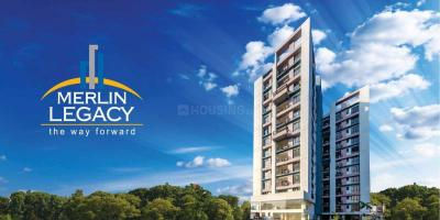 Gallery Cover Image of 1454 Sq.ft 3 BHK Apartment for buy in Merlin Legacy, Entally for 9000000