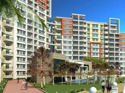 Gallery Cover Image of 1713 Sq.ft 3 BHK Apartment for buy in Hiland Willows, New Town for 8500000