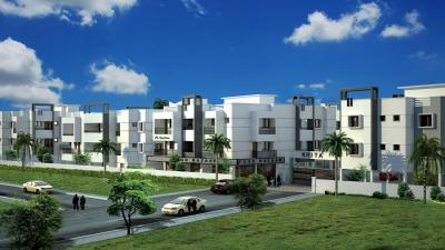 Gallery Cover Image of 575 Sq.ft 1 BHK Apartment for rent in Steps Stone Krita, Selaiyur for 6000