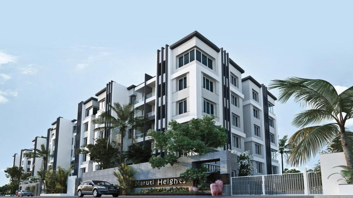 Gallery Cover Pic of Maruti Heights