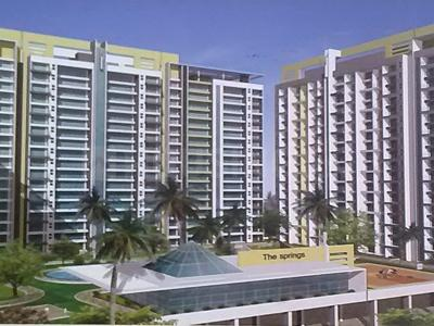 Gallery Cover Image of 1985 Sq.ft 3 BHK Apartment for rent in Platinum The Springs, Kalamboli for 25000