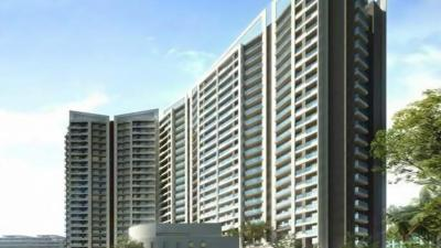 Gallery Cover Image of 1950 Sq.ft 3 BHK Apartment for buy in Kalpataru Sparkle, Bandra East for 65000000