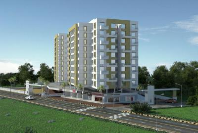 Gallery Cover Image of 1020 Sq.ft 2 BHK Apartment for rent in Vrundavan, Dighi for 12240