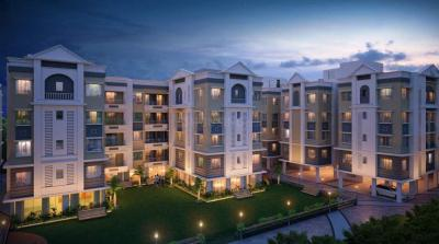 Gallery Cover Image of 1192 Sq.ft 3 BHK Apartment for buy in Eden Richmond Park, Malancha Mahi Nagar for 4800000