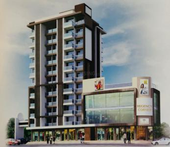Gallery Cover Image of 645 Sq.ft 1 BHK Apartment for buy in Adeshwar Janki Regency, Bhayandar West for 6000000