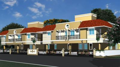 Gallery Cover Image of 900 Sq.ft 2 BHK Apartment for rent in Nest, Perungalathur for 8000