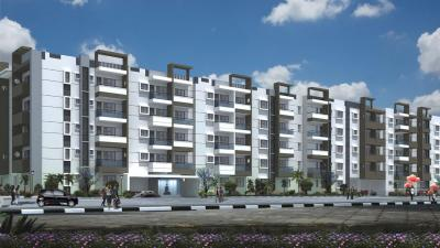 Gallery Cover Image of 1680 Sq.ft 3 BHK Apartment for buy in Navami Symphony, RR Nagar for 12000000