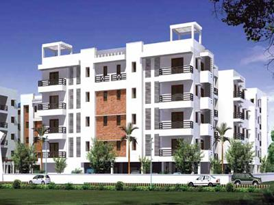 Gallery Cover Image of 1461 Sq.ft 3 BHK Apartment for buy in Kgeyes Residency Eternity, Besant Nagar for 22000000