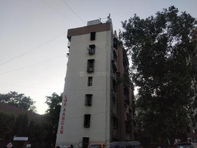 Gallery Cover Image of 450 Sq.ft 1 BHK Apartment for rent in Lok Aangan, Mulund West for 21000