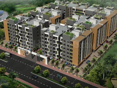 Gallery Cover Image of 603 Sq.ft 1 BHK Apartment for buy in Balaji Heights, Mahalakshmi Nagar for 1751000