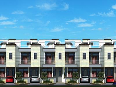 Vibrant Pinkcity Royale Naman Villas
